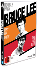 Bruce Lee Double Pack 1 on DVD