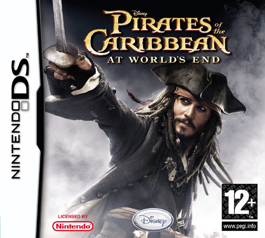 Pirates of the Caribbean: At Worlds End for Nintendo DS image