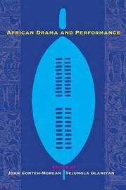 African Drama and Performance image