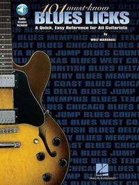 101 Must-Know Blues Licks