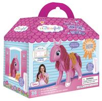 My Studio Girl: Butterfly Show Pony - Craft Kit