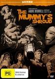 Hammer Horror - The Mummy's Shroud on DVD