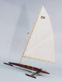 Dumas: DN Iceboat - Model Kit