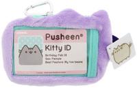 Pusheen: ID Holder Wallet Case - Pastel Purple