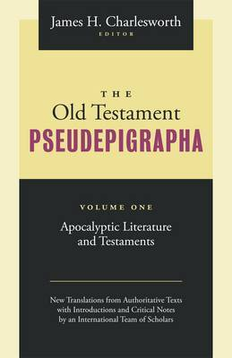 The Old Testament Pseudepigrapha: v. 1