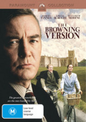 The Browning Version on DVD