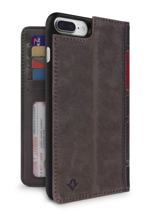Twelve South BookBook for iPhone 6/6S/7 Plus (Brown)