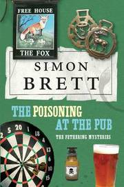 The Poisoning in the Pub by Simon Brett image