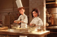 Ratatouille on DVD image
