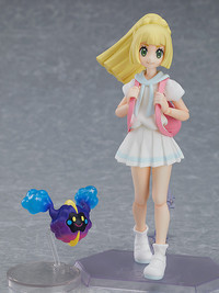 Figma Pokemon: Trainer Lively Lillie - Action Figure