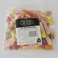 Rainbow Sour Mix Seconds 500g