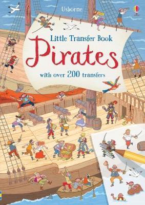 Little Transfer Book Pirates by Rob Lloyd Jones image