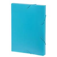 Marbig: A4 Document Box - Marine