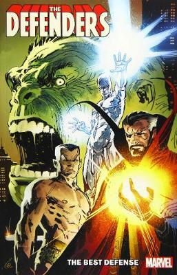 Defenders: The Best Defence by Al Ewing
