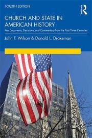 Church and State in American History by John Wilson