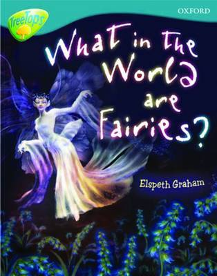 Oxford Reading Tree: Level 9: TreeTops Non-Fiction: What in the World are Fairies? by Elspeth Graham image