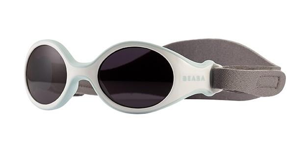 Beaba: Clip-Strap Sunglasses XS - Light Blue