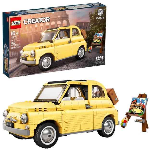 LEGO Creator - Fiat 500 (10271)