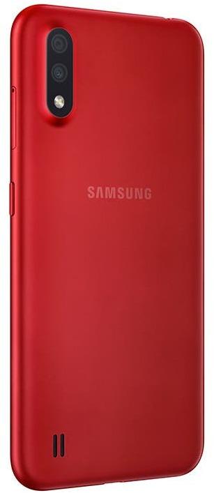 Samsung Galaxy A01 (2020) (16GB/2GB RAM) - Red image