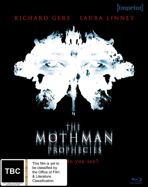 The Mothman Prophecies (Imprint Collection #39) on Blu-ray