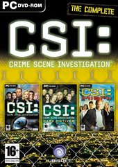 CSI: Triple Pack for PC Games