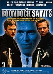 The Boondock Saints on DVD
