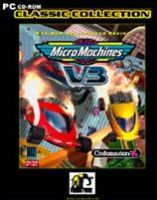 Micro Machines V3 for PC Games