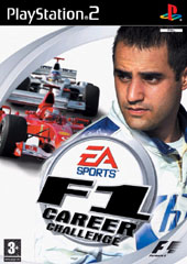 F1 Career Challenge for PlayStation 2