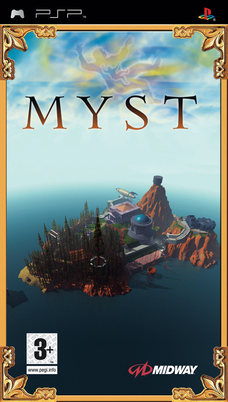 Myst for PSP