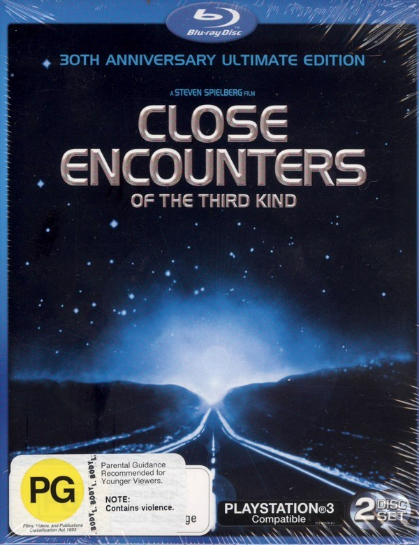 Close Encounters of the Third Kind - 30th Anniversary Ultimate Edition on Blu-ray