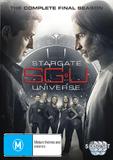 Stargate Universe - Season 2 on DVD