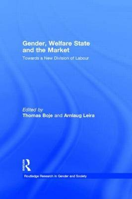 Gender, Welfare State and the Market