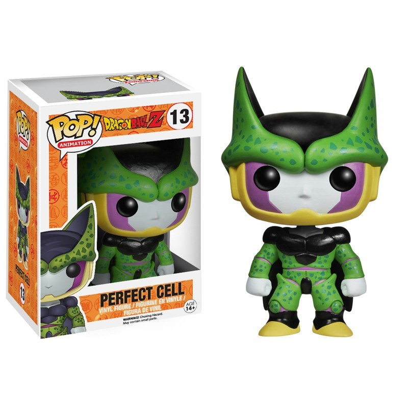 Dragon Ball Z - Perfect Cell Pop! Vinyl Figure image