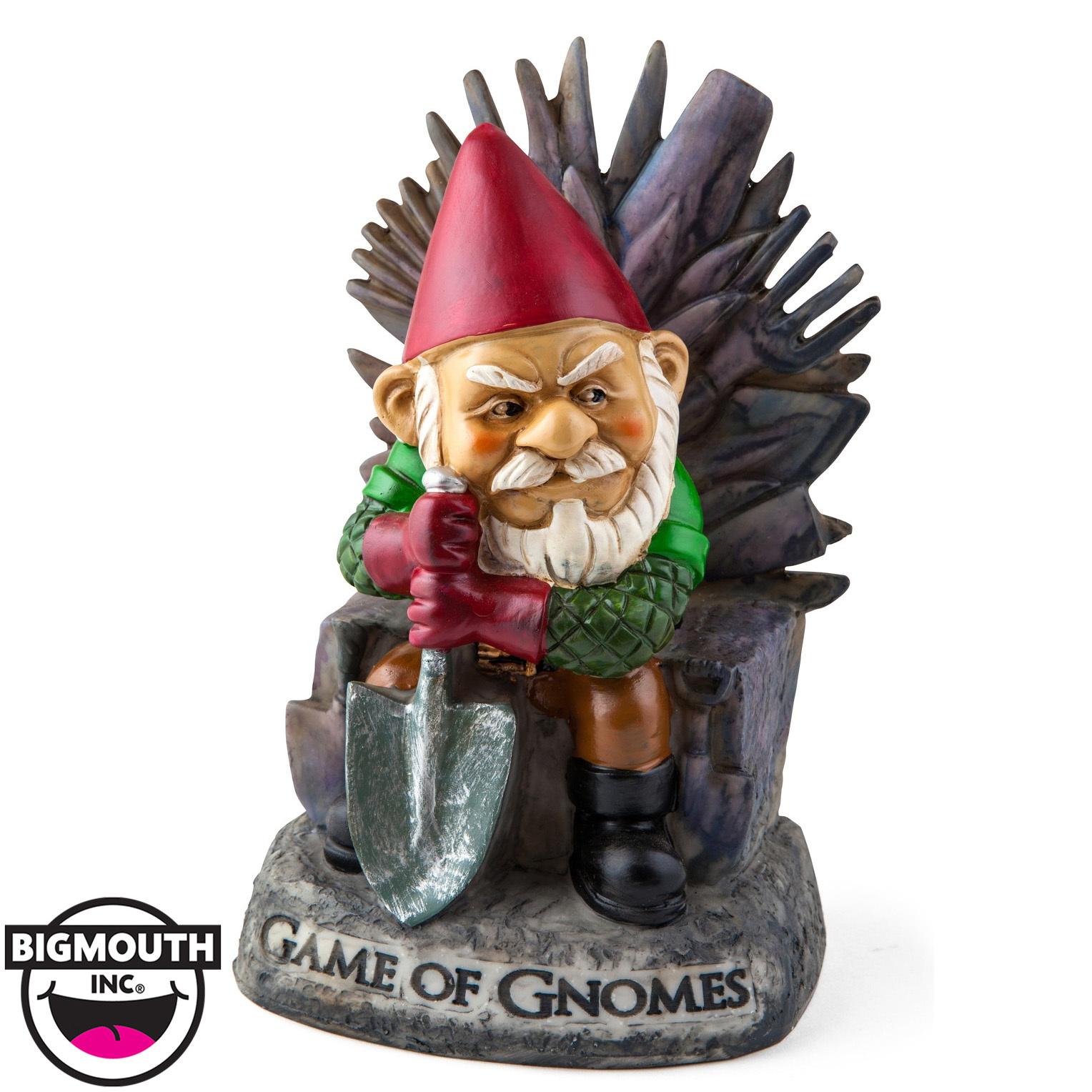 ... BigMouth Inc   Game Of Gnomes   Garden Gnome Image ...