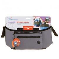 Strollerbuddy Ezy-Reach Organizer Grey