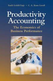 Productivity Accounting by Emili Grifell-Tatje
