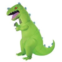 Rugrats: Reptar Adult Air-Blown Costume