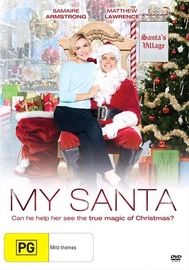 My Santa on DVD image