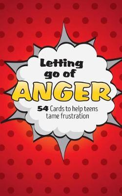 Letting Go of Anger Card Deck by Jeffrey Bernstein image