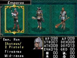 Dungeon Explorer: Warriors of Ancient Arts for Nintendo DS image