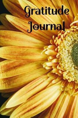 Sunflower Gratitude Journal by Daily Gratitude