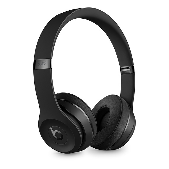 Beats: Solo3 Wireless Headphones - Black