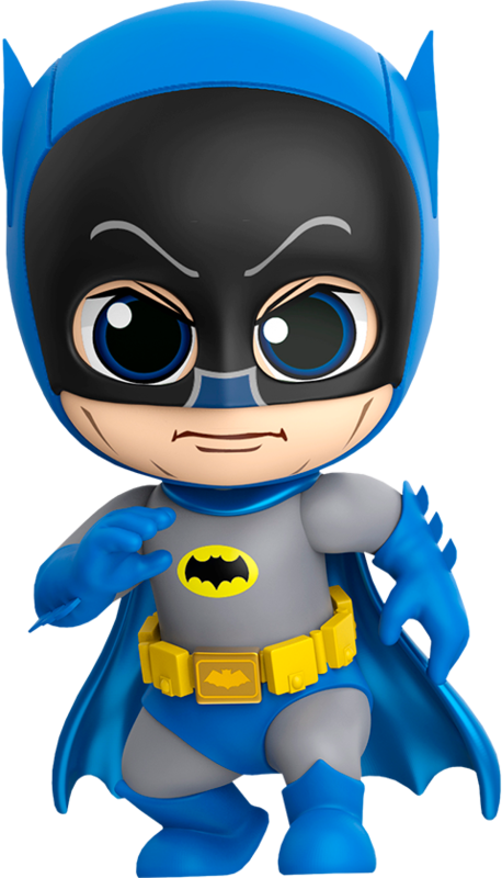 Batman (1966): Batman - Cosbaby Figure