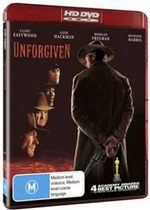 Unforgiven on HD DVD