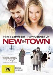 New in Town on DVD