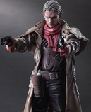 MGS: Ocelot Play Arts Kai Action Figure