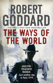 The Ways of the World by Robert Goddard image