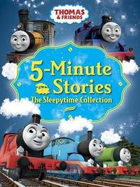 Thomas & Friends 5-Minute Stories: The Sleepytime Collection (Thomas & Friends) by Random House