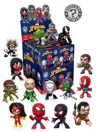 Spider-Man: Classic - Mystery Minis Vinyl Figure (Blind Box)