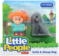 Fisher-Price: Little People - Sofie & Sheepdog